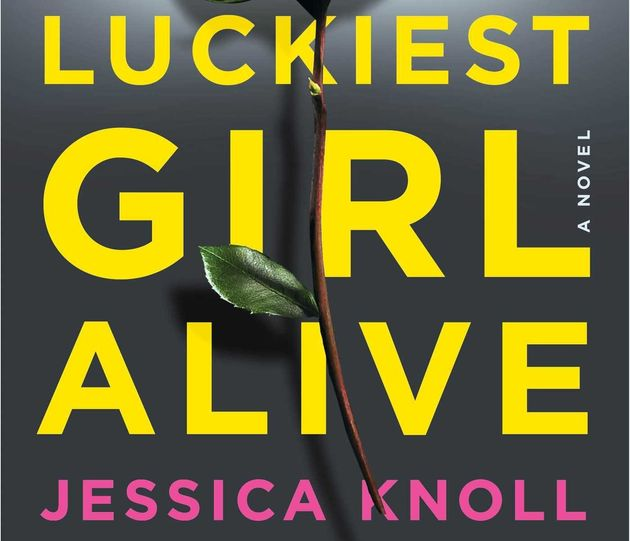 Jessica Knoll published her New York Times bestselling novel Luckiest Girl Alive in May