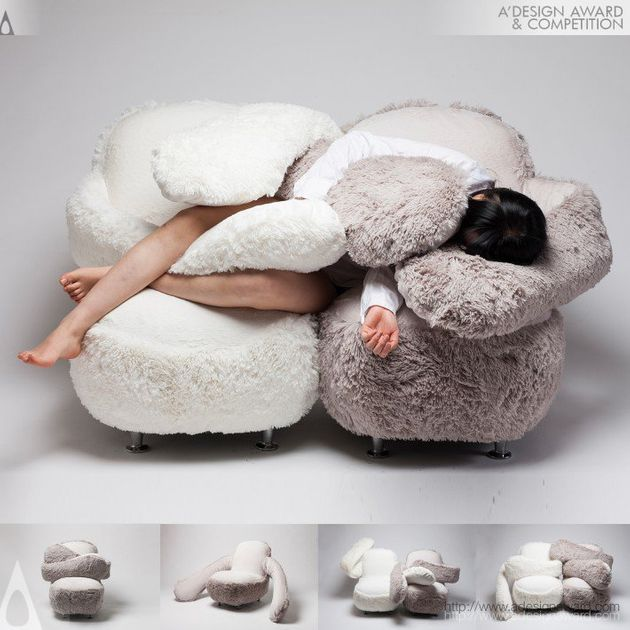 If You're In Dire Need Of Friends This Chair Will