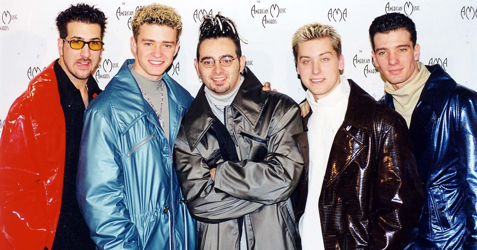 All Of Your Favorite 90s Boy Bands Are Back With An Epic