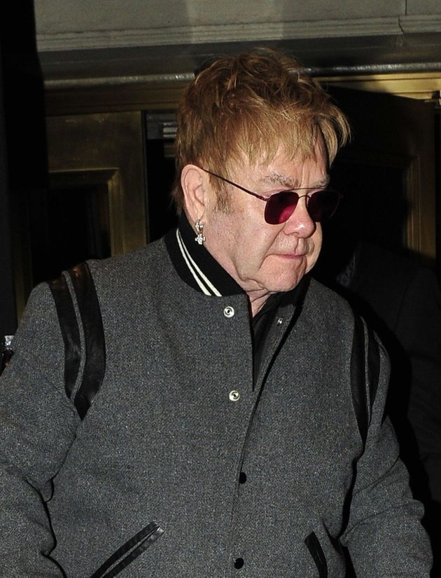 Sir Elton John is currently at the centre of a lawsuit, filed by his former security
