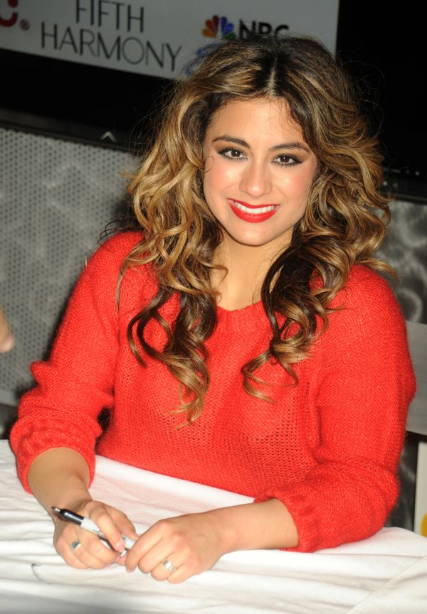 "Singer Ally Hernandez, a member of the girl group Fifth Harmony, told <a href=""http://www.chron.com/entertainment/music/artic"
