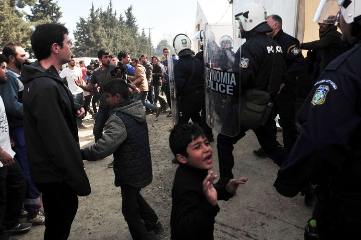 Macedonia decided on Monday that the border will remain closed for the rest of the year.