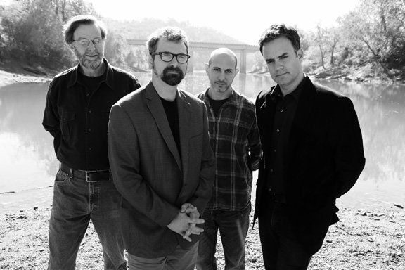 L-R: John Higgins, Danny Kathriner, Todd Schnitzer, Chris Grabau