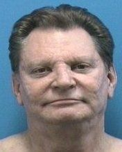 Richard Addy, 69, is accused of driving around Stuart, Florida with his wife on the roof of his car.