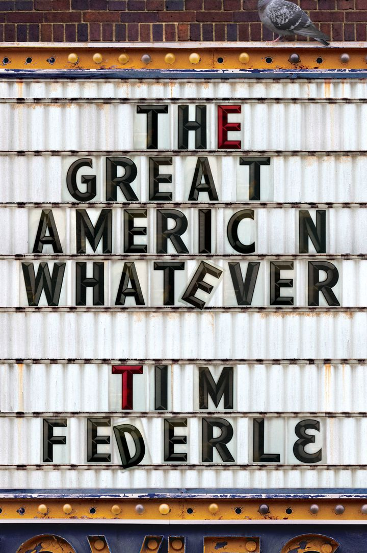 <i>The Great American Whatever</i> hit retailers March 29.