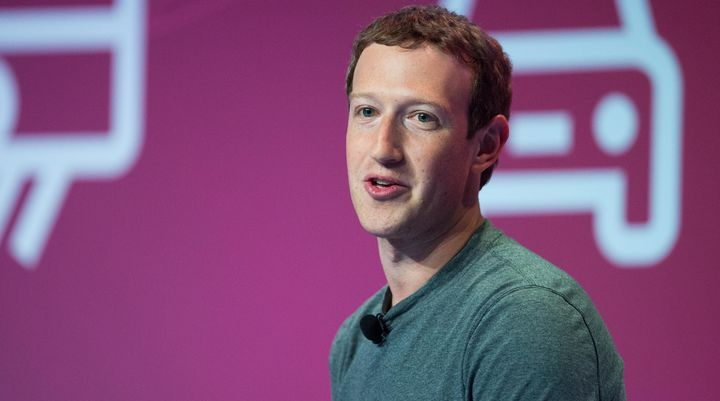 Facebook founder and CEO Mark Zuckerberg is one of the signatories on the letter sent to the North Carolina governor in respo