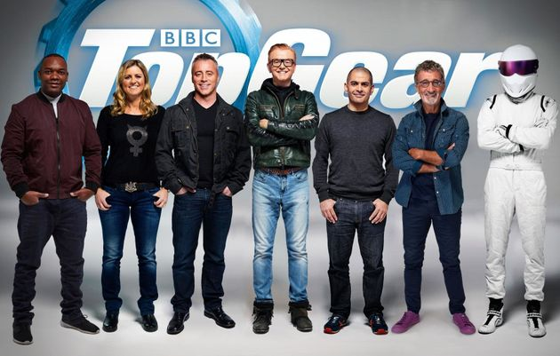 The new 'Top Gear' presenting