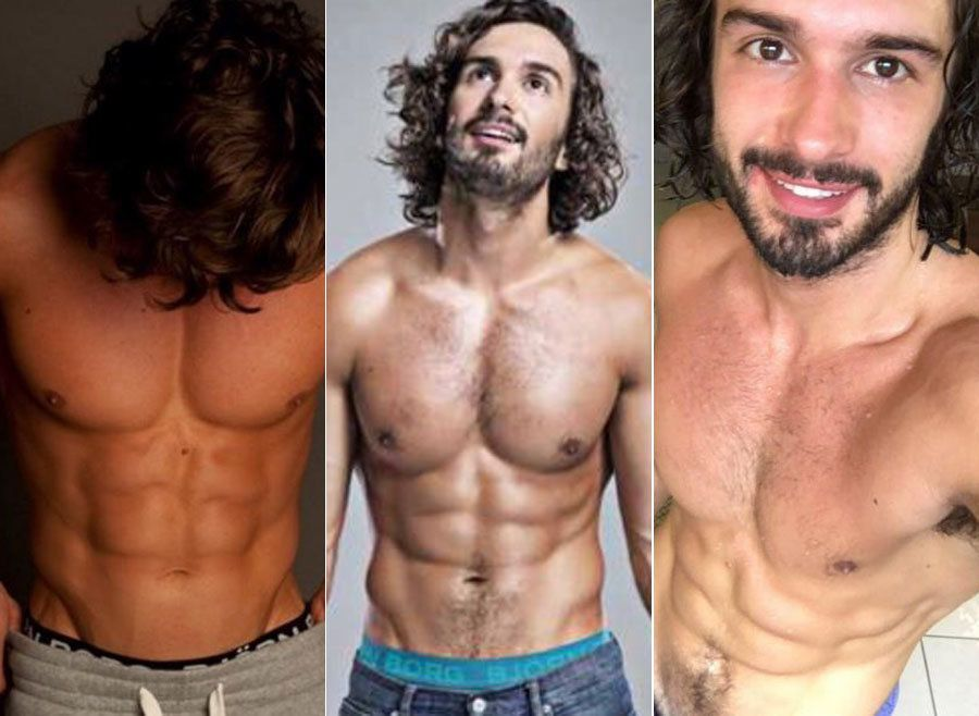 Joe Wicks' Sexiest Ever Instagram