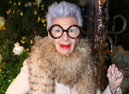 Iris Apfel Has Some Dating Advice We All Need To Hear