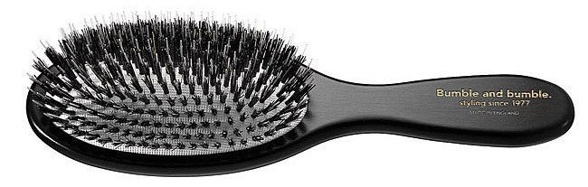 Boar Bristle Brush Best At Detangling Thick Hair
