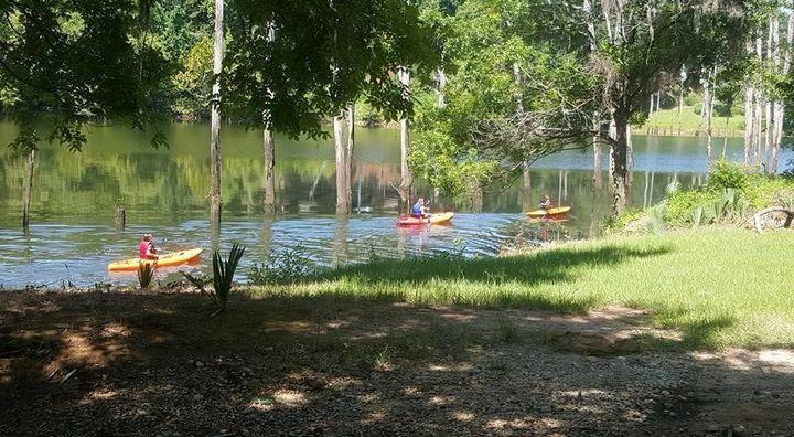 Jackson lake island is the creepy abandoned movie set of for Jackson lake fishing