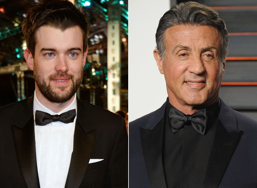 Sylvester Stallone Kicks Off The Year's Most Unlikely Celebrity Feud (So