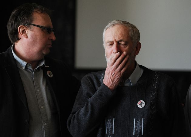 Tata Steel: Jeremy Corbyn Visits Port Talbot Steelworks - As Sajid Javid Hauled Back From