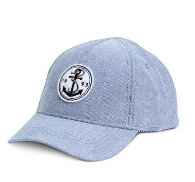 """<a href=""""http://www.hm.com/us/product/42437?article=42437-A&cm_vc=SEARCH#article=42437-A"""" target=""""_blank"""">Cotton Cap, $9<"""