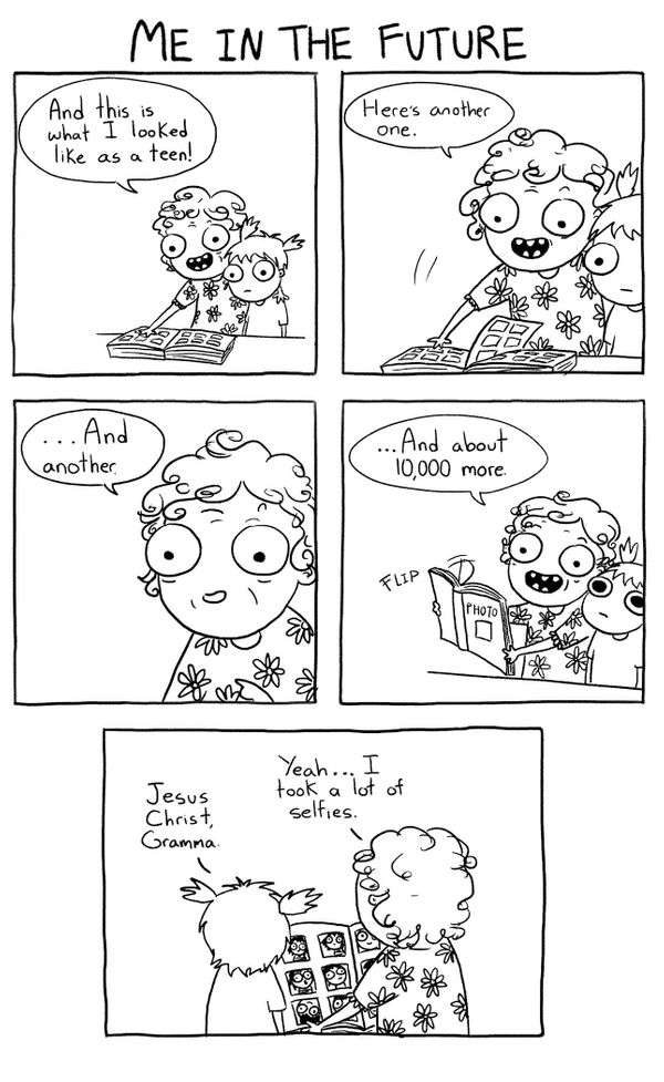 7 Quirky Comics That Sum Up The Struggles Of A Modern Lady 56fc3f09150000ad000b3a30