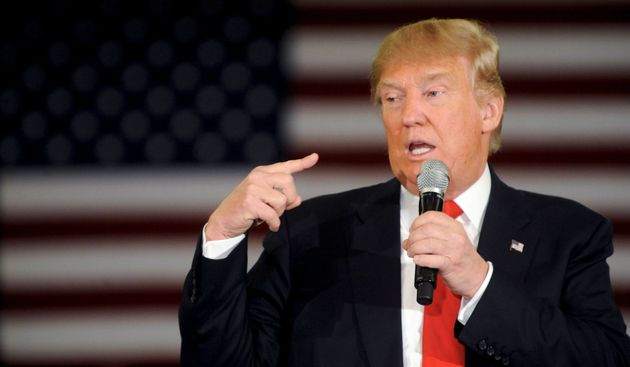 Republican U.S. presidential candidate Donald Trump invited rebukes from anti-abortion groups and lawmakers