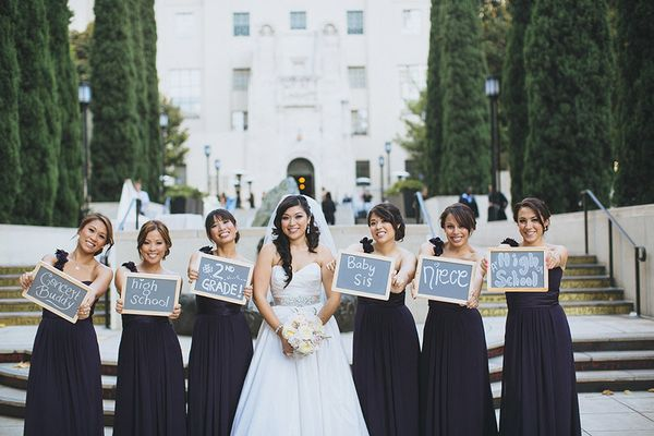 17 Super Fun Photo Ideas For Bridesmaids With A Silly Side Huffpost