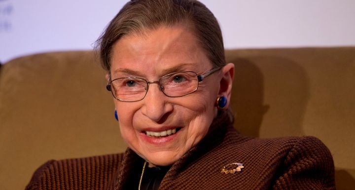 Ruth Bader Ginsburg's nickname sums her up well -- the Notorious RBG.