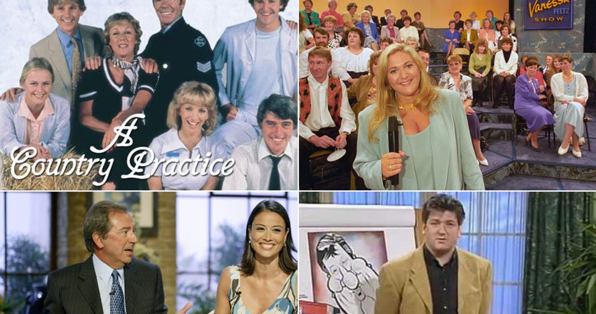 21 Daytime TV Shows You'd Forgotten Ever Existed
