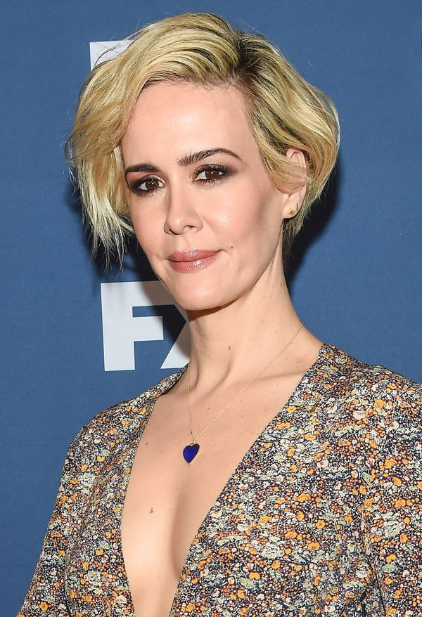 Sarah Paulson S Sexy Messy Bob Tops This Week S Best