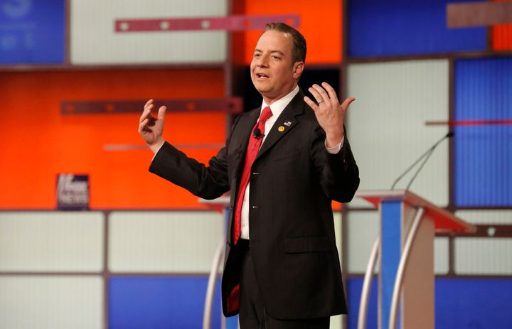 Republican National Committee Chairman Reince Priebus has lost multiple staffers of color in recent weeks.