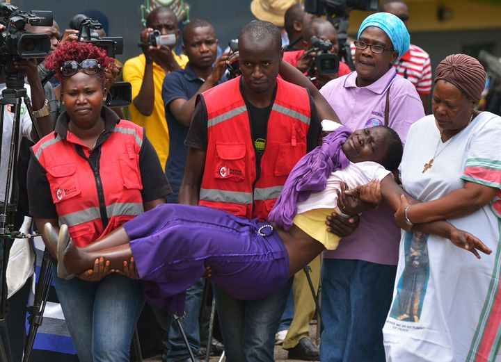 Militants gunned down over 140 studentson campus. Later, it emerged that several suspects were Kenyan and that official