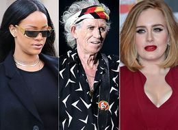 Keith Richards Reveals Why He's No Fan Of Rihanna Or Adele
