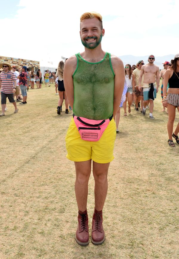 The Most u0026#39;Coachellau0026#39; Outfits In The History Of Coachella | HuffPost