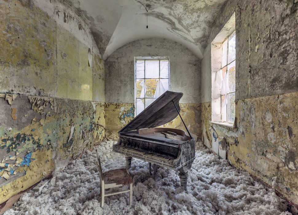 Germany-based Christian Richter has photographed hundreds of derelict buildings in Germany and Europe for an ongoing project.