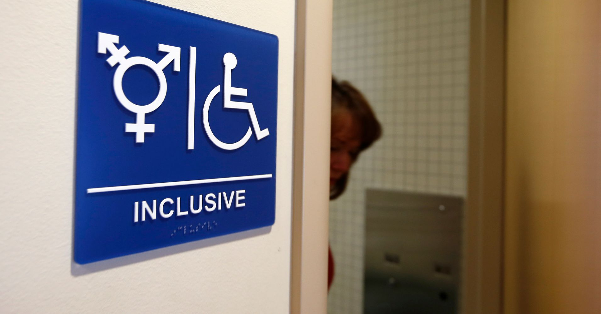 Bathroom Signs Japan we don't need separate bathrooms for men and women | huffpost