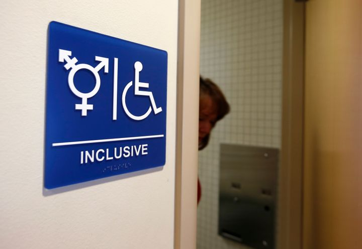 We Don't Need Separate Bathrooms For Men And Women HuffPost Enchanting Unisex Bathroom