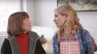"""Cat Greenleaf interviewed her mother Barbara for our newest """"Talk to Me"""" series."""