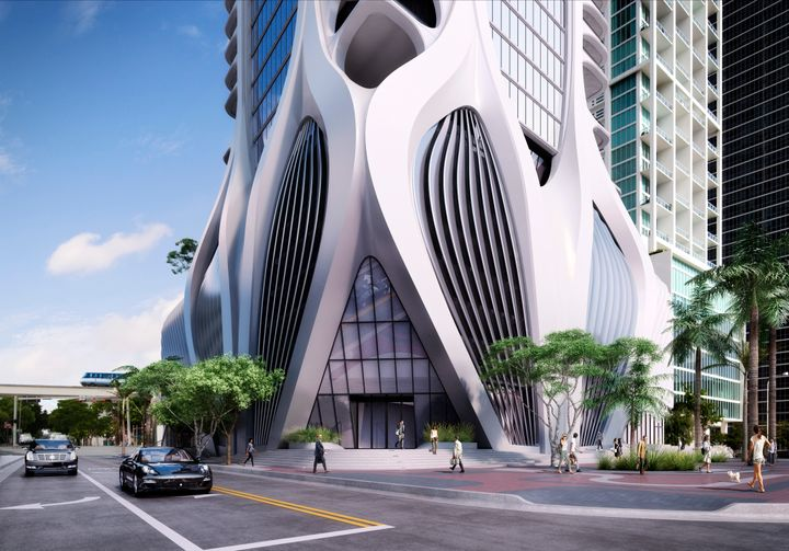 Zaha Hadid's Residential Buildings Are Nothing Short Of Incredible
