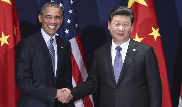U.S. President Barack Obama and Chinese President Xi Jinping said they will both sign the Paris climate agreement on Earth Da