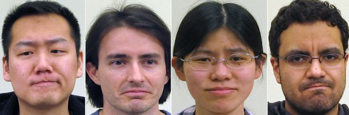 Researchers at Ohio State University have identified this facial expression, which is interpreted across many cultures a