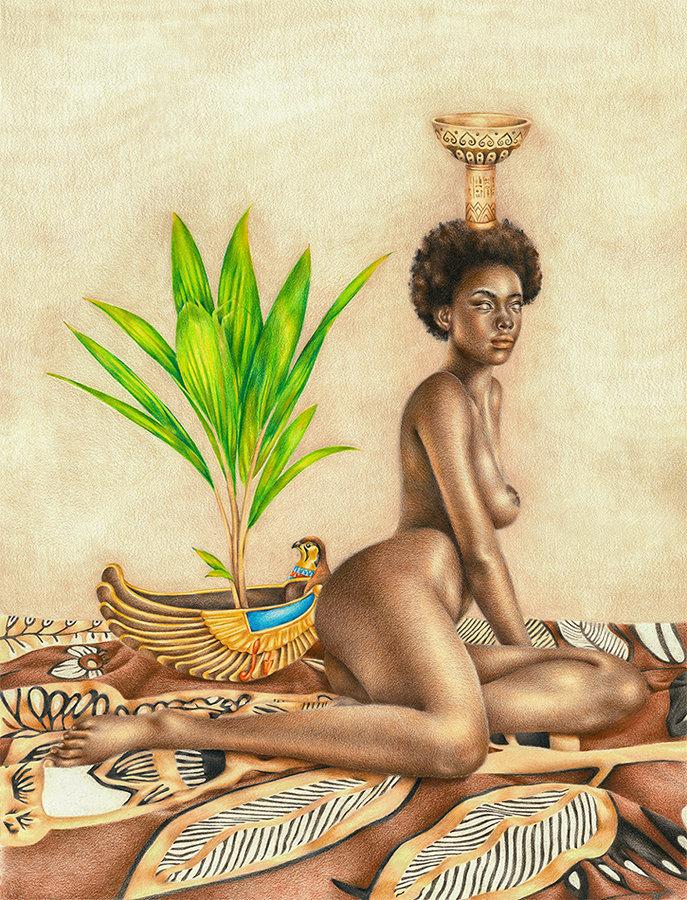 girls-africian-queen-sexy