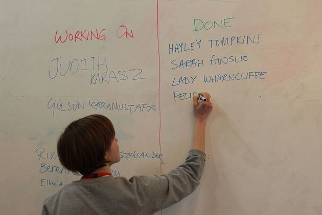 Rewriting Wikipedia: Feminists Are Finally Giving Female Artists The Online Recognition They