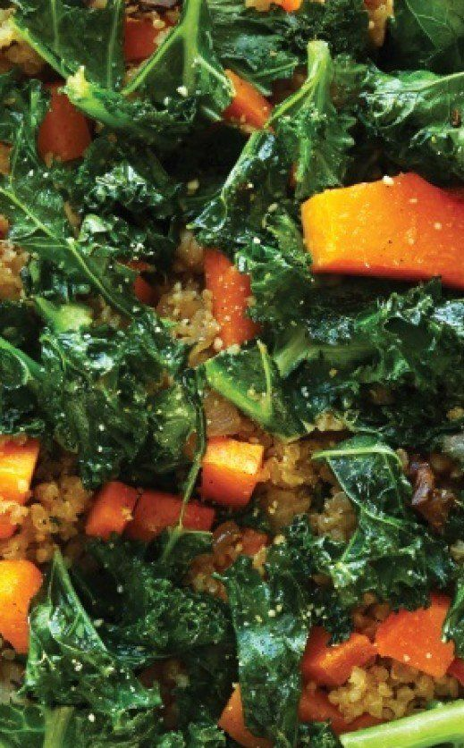 """This simple quinoa bake, from <i><a href=""""http://www.amazon.com/Minimalist-Bakers-Everyday-Cooking-Plant-based/dp/0735210969?"""