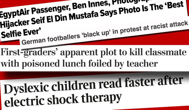 April Fools' Day 2016: News Stories That Aren't Made Up But Sound Like They Should've