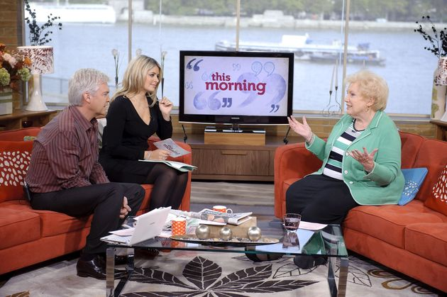 Denise worked on 'This Morning' since it began in