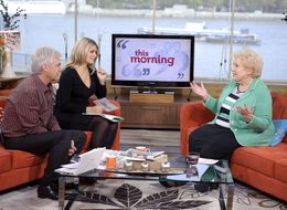 Phillip Schofield And Holly Willoughby Lead Tributes Agony Aunt Denise Robertson