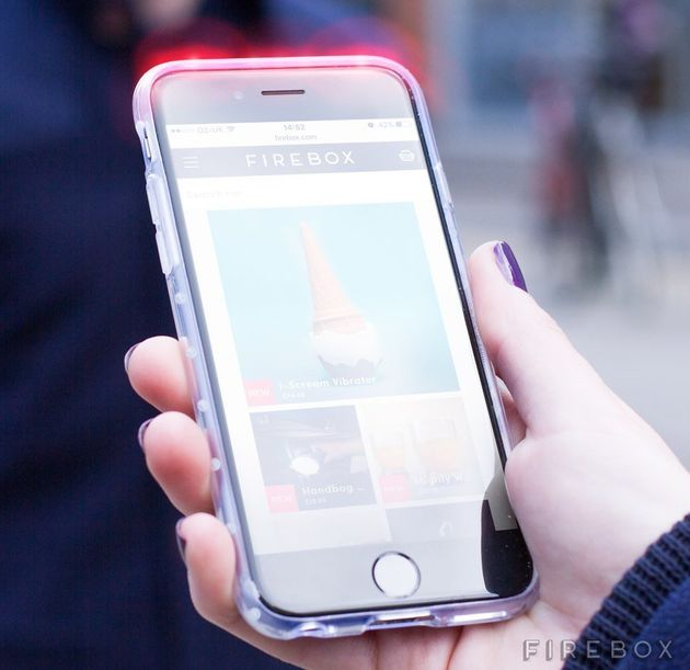 Firebox's April Fools' iPhone Case Stops Phone Addicts Bumping Into Each