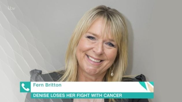 Former host Fern Britton called in to remember her