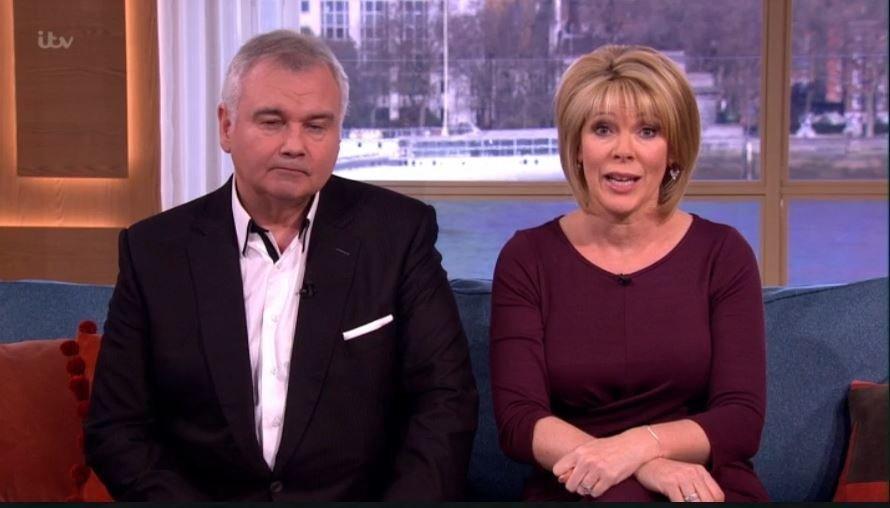 'This Morning' Airs Emotional Denise Robertson