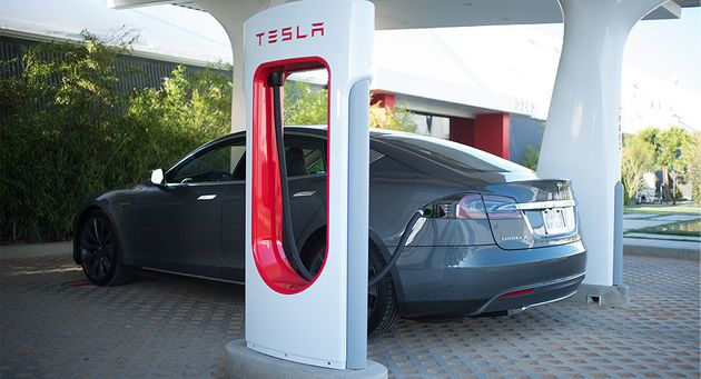 Tesla Model 3 Unveiled As Elon Musk's Affordable Electric Car For The