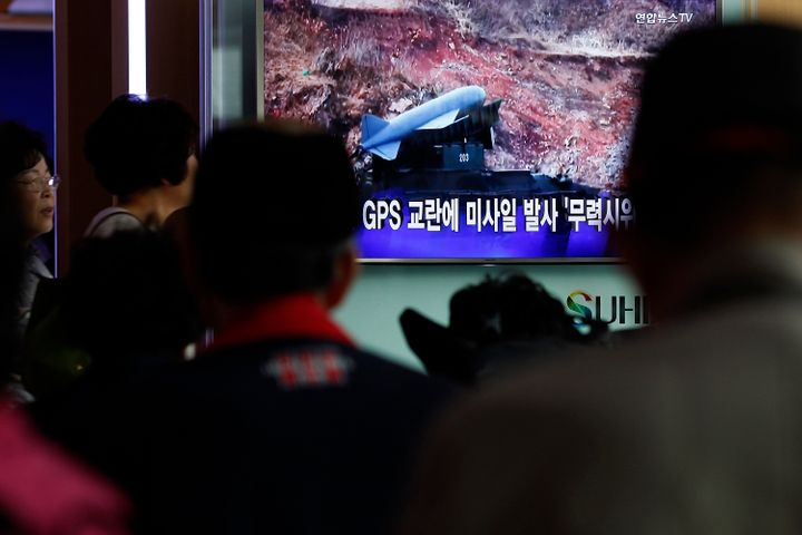 The envoy said North Korea is going against a U.N. resolution that expanded sanctions aimed to starve the country of funds for its missile programs.