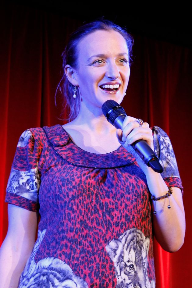 Kate Smurthwaite performed her set titled The Wrong Kind Of Feminist at Goldsmiths