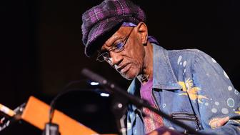 NEW YORK, NY - MAY 01:  Musician Bernie Worrell performs live at 'A Night Of Improvised Round Robin Duets' during the 2013 Red Bull Music Academy at Brooklyn Masonic Temple on May 1, 2013 in the Brooklyn borough of New York City.  (Photo by Matthew Eisman/Getty Images)