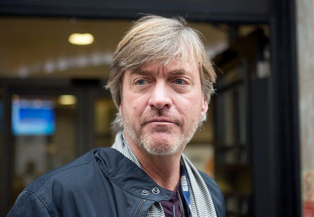 Richard Madeley has come under fire from 'This Morning'