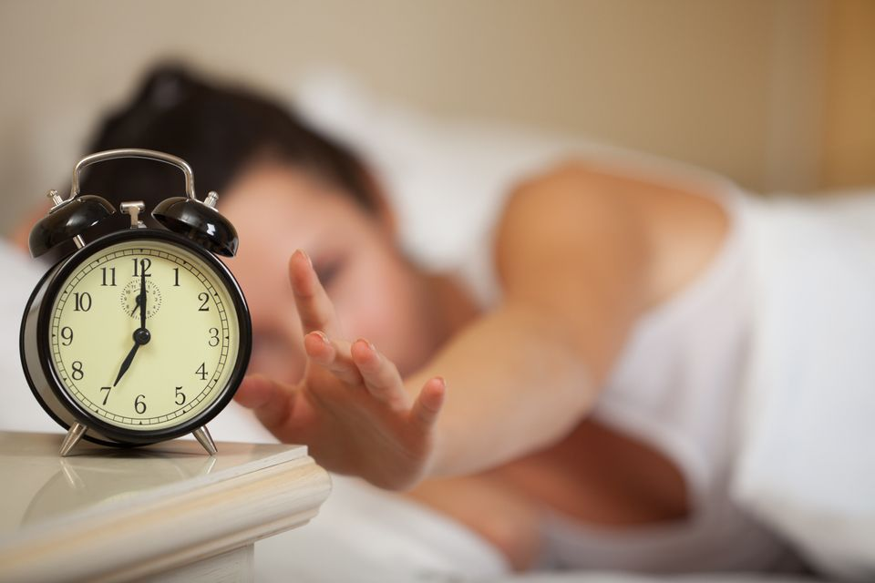 Studies have shown thatas many as four in 10 people in the U.K.aren't getting enough sleep, andone in